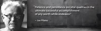 Joe Pilates portait et citation